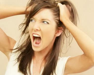 Сильный шум может вызвать стресс.