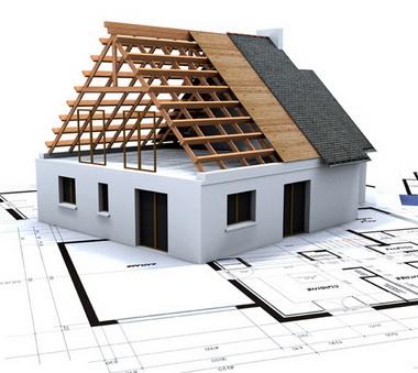 Строительство дома.
