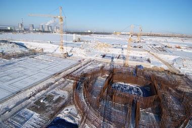 Нововоронежская АЭС-2.