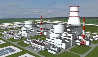 Балтийская АЭС.