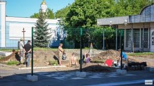 Во Владимире археологи обнаружили древний фундамент